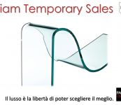 Fiam Temporary Sales 2013